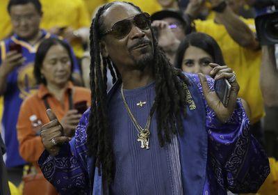 Snoop Dogg.(AAP)
