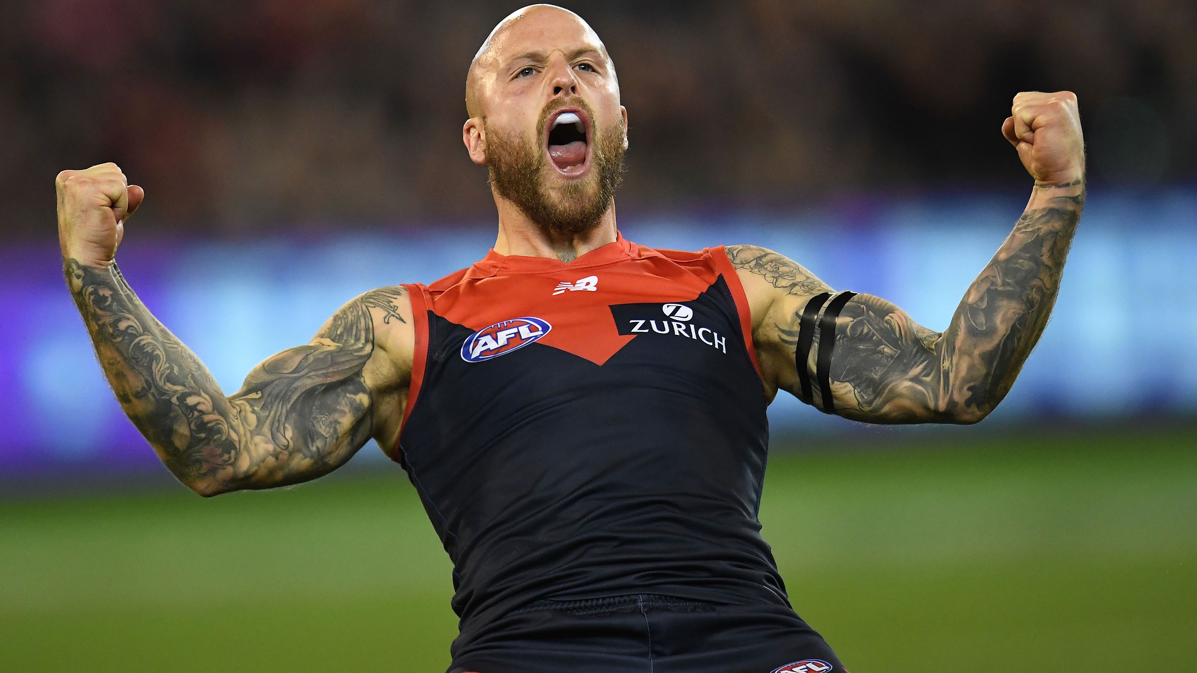 Melbourne Demons run away with it to eliminate Geelong Cats in final