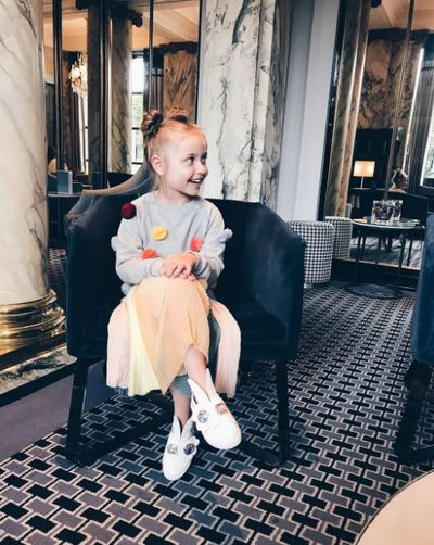 "Melbourne Dad Pete Fuentes became an internet sensation after dressing up his six-year-old daughter in gorgeous get-up. Follow him and daughter Harlow on <a href=""https://www.instagram.com/thedaddyfashionstylist/?hl=en"" target=""_blank"">@thedaddyfashionstylist</a>"