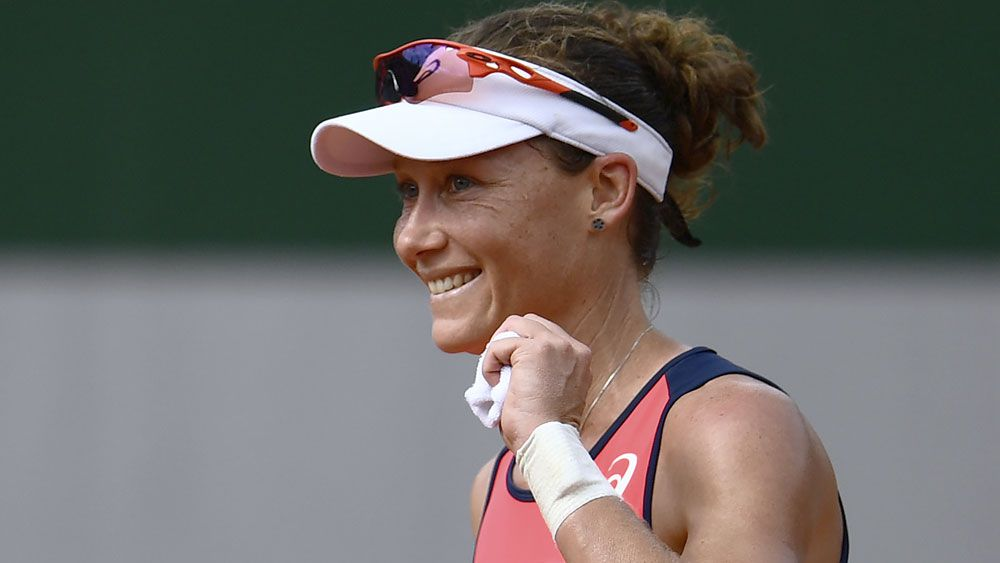 Aussie Sam Stosur hints at Margaret Court boycott at Australian Open