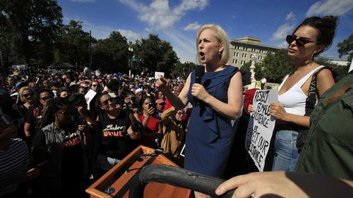 New York Senator Kirsten Gillibrand is a likely candidate for the 2020 presidential nomination.
