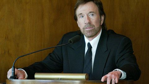 Chuck Norris wants to keep gay kids out of the Boy Scouts