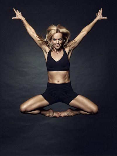 Dale Pope, teacher and choreographer, Sydney Dance Company