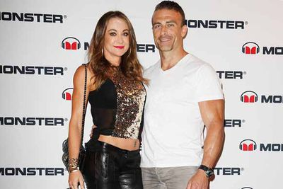 """It was the rumour we all dismissed…Michelle Bridges and Steve """"Commando"""" Willis getting all romantic on the set of the Biggest Loser. But then they left their respective partners and hooked up. But in the weird world of showbiz romances, they then split…only to get back together a few months later."""