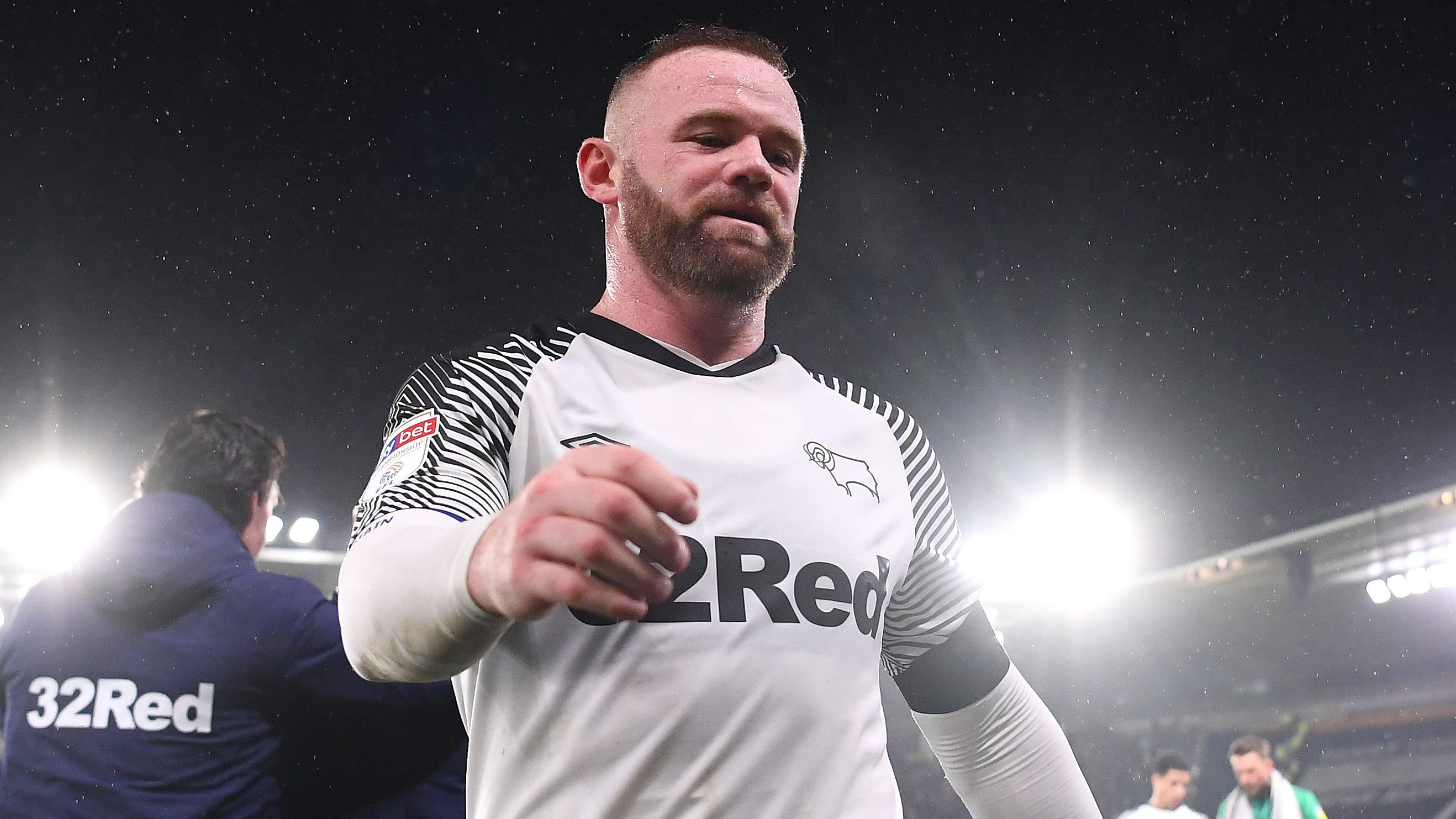 Football superstar Wayne Rooney reveals struggles with gambling