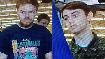 Kam McLeod and Bryer Schmegelsky are wanted by Canadian police.