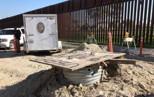 Longest-ever drug tunnel found between San Diego and Tijuana