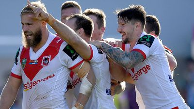 <strong>3. St George Illawarra Dragons (last week 5)</strong>