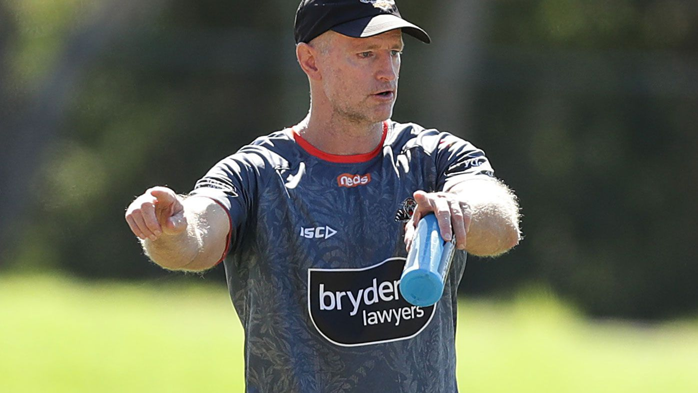 Michael Maguire defends controversial move to shift Adam Doueihi to centre