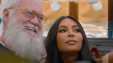 Kim Kardashian West on My Next Guest Needs No Introduction with David Letterman