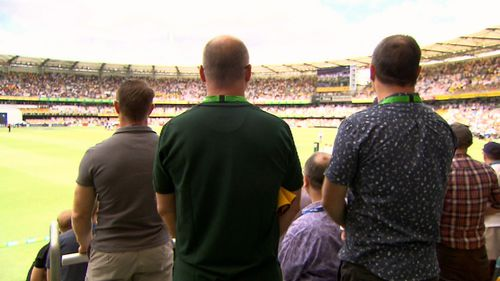 There are concerns if the name is completely changed it will insult the iconic stadium's history. Image: 9News