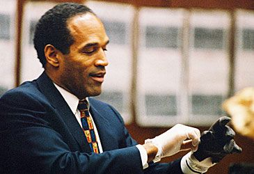 Daily Quiz: Which of OJ Simpson's lawyers argued, 'If it doesn't fit, you must acquit'?