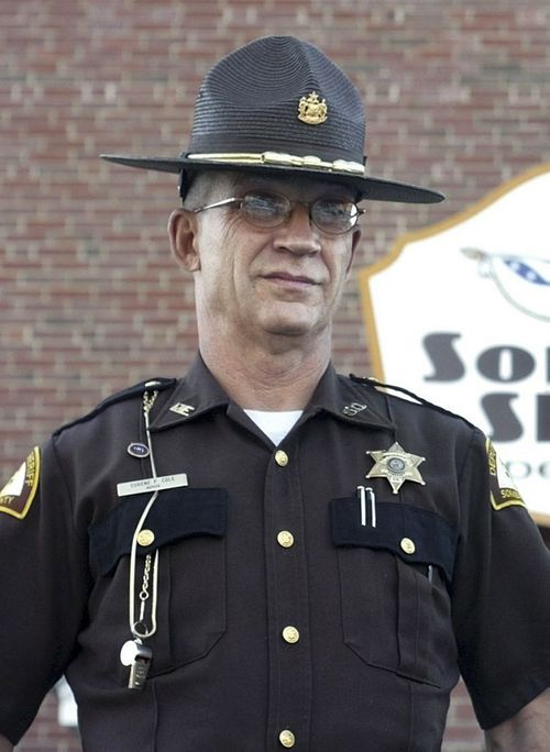 Cole was the first law enforcement officer in Maine to be killed in the line of duty in almost 30 years. (AAP)