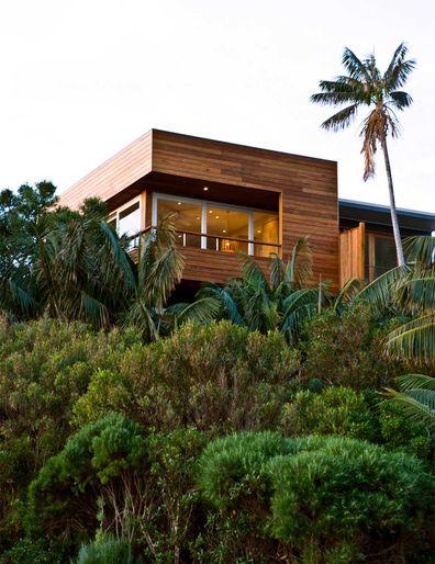 Capella Lodge facade