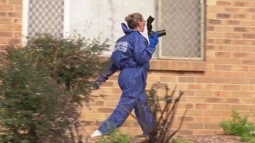 A man's body has been found inside a Gosford unit.