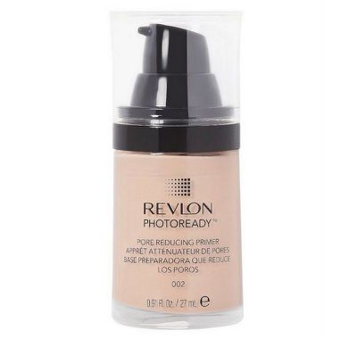 "<p><strong><a href=""http://www.chemistwarehouse.com.au/buy/84888/Revlon-Photoready-Poreless-Plus-Matte-Primer?gclid=EAIaIQobChMIkLKigrb52QIVWR0rCh0taArwEAkYASABEgJ0T_D_BwE"" target=""_blank"" draggable=""false"">Revlon PhotoreadyPoreless Primer</a></strong>, $14.69</p> <p>""I always thought they (primers) were bulls**t but they're not. I love Revlon's Photos Ready Pore Reducing Primer, it makes your skin look and feel like porcelain.""</p>"