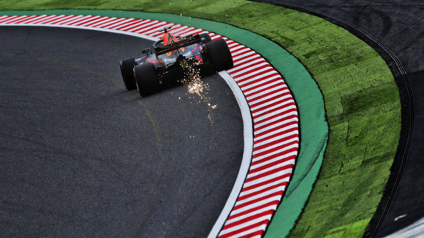 Languishing Ricciardo furious as mechanical problems cruel Japanese GP hopes