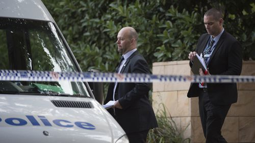Detectives believe a man has been detained in China over the death.