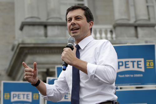 Striving to become the first openly gay President in history, Pete Buttigieg remains the dark horse and is quickly attracting support,  making other candidates nervous.