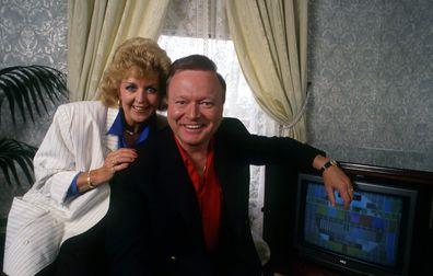 Bert Newton and Patti Newton in 1990.