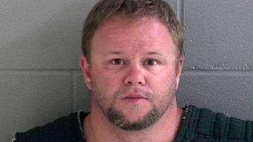 Michael Wayne Jones is accused of killing his family of five.