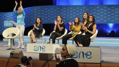 3 Meghan Markle at One Young World Summit Dublin, Ireland October 2014