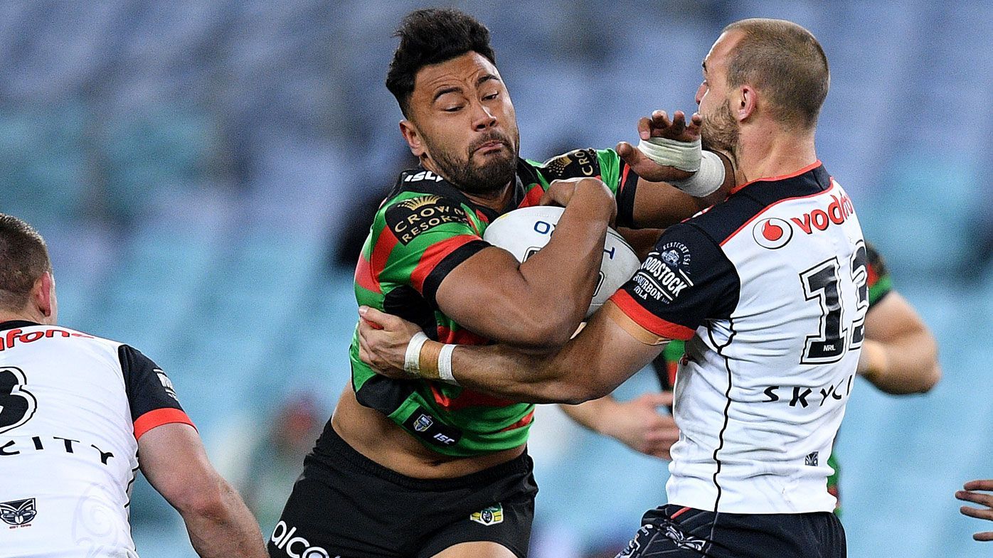NRL: Zane Musgrove charged with domestic violence offences