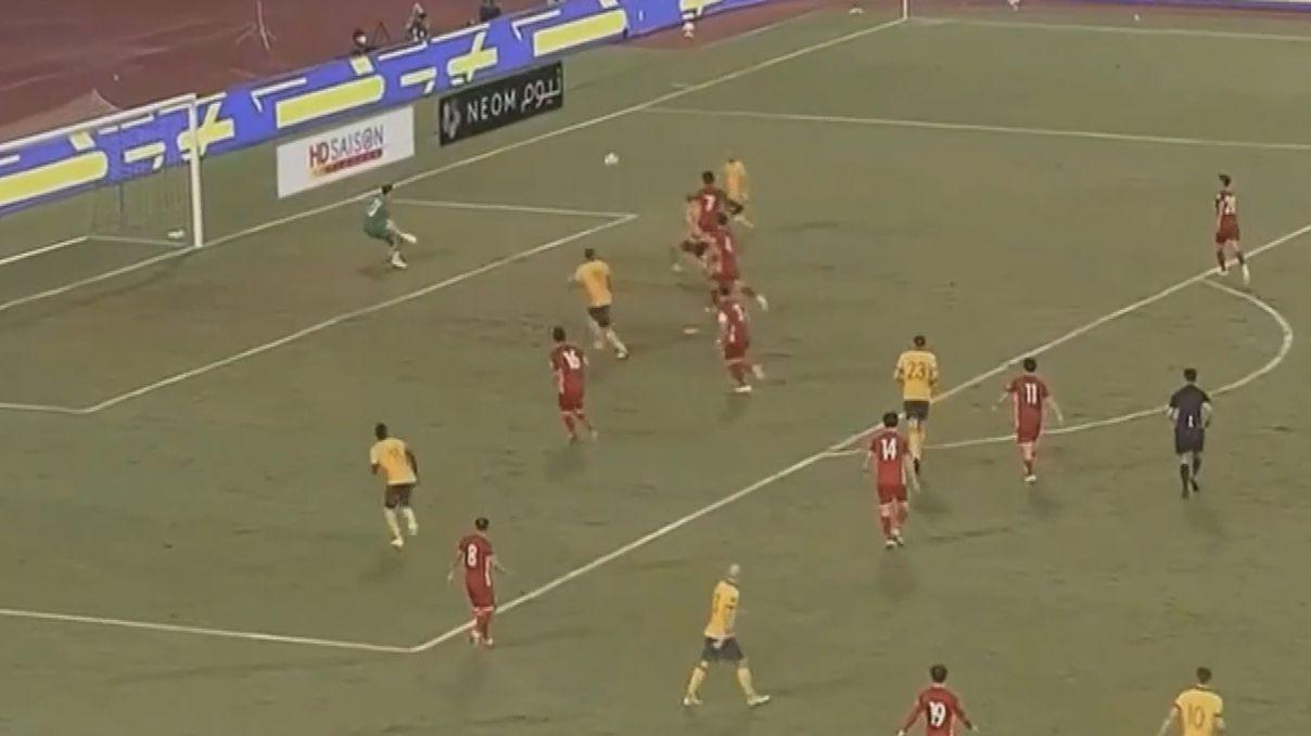 Socceroos edge Vietnam in sloppy World Cup qualifier victory