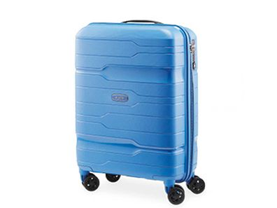Aldi Skylite hardshell 360-degree spinner case