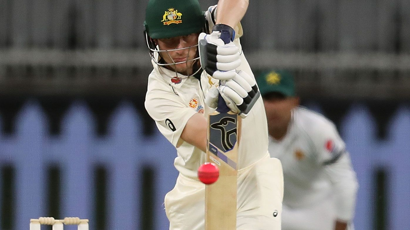 Cameron Bancroft has been included in the Australian squad to face Pakistan.