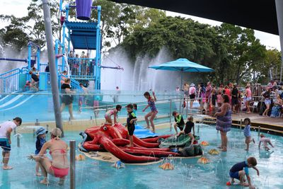 <strong>1. WetSide Water Park  – Hervey Bay, Queensland</strong>