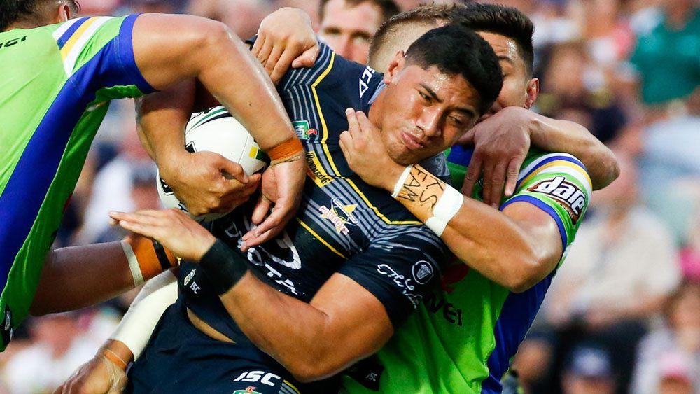 Cowboys grab golden-point win over Raiders