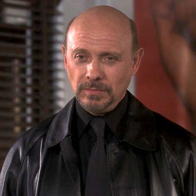Hector Elizondo as Joe: Then
