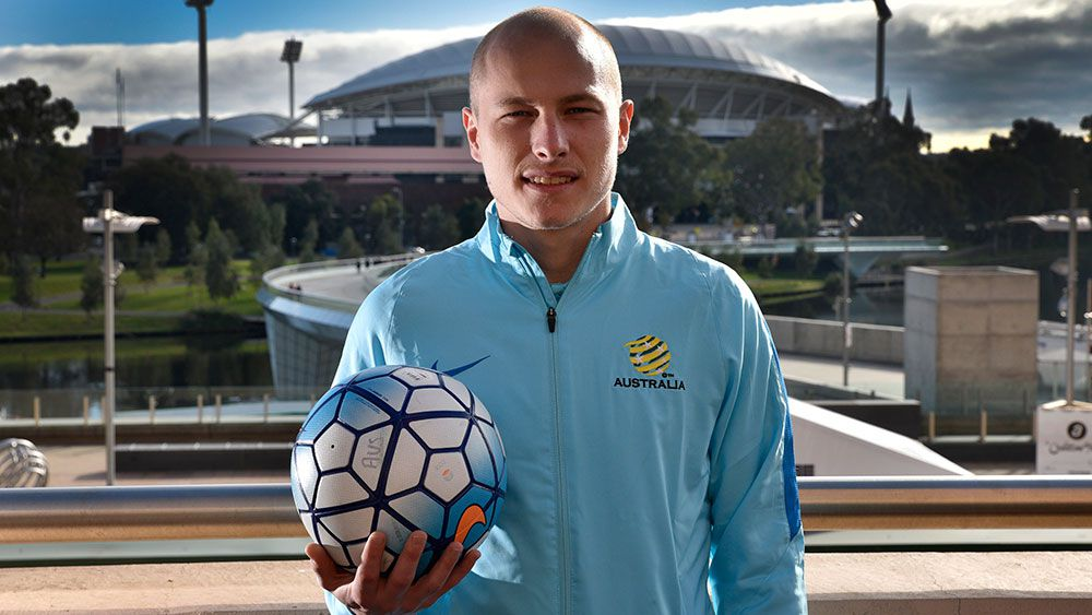 Aaron Mooy not looking beyond World Cup qualifiers