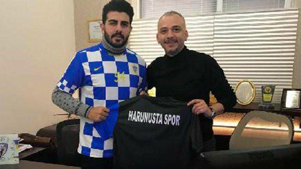 Football: Turkish club Harunustaspor pays player with Bitcoin