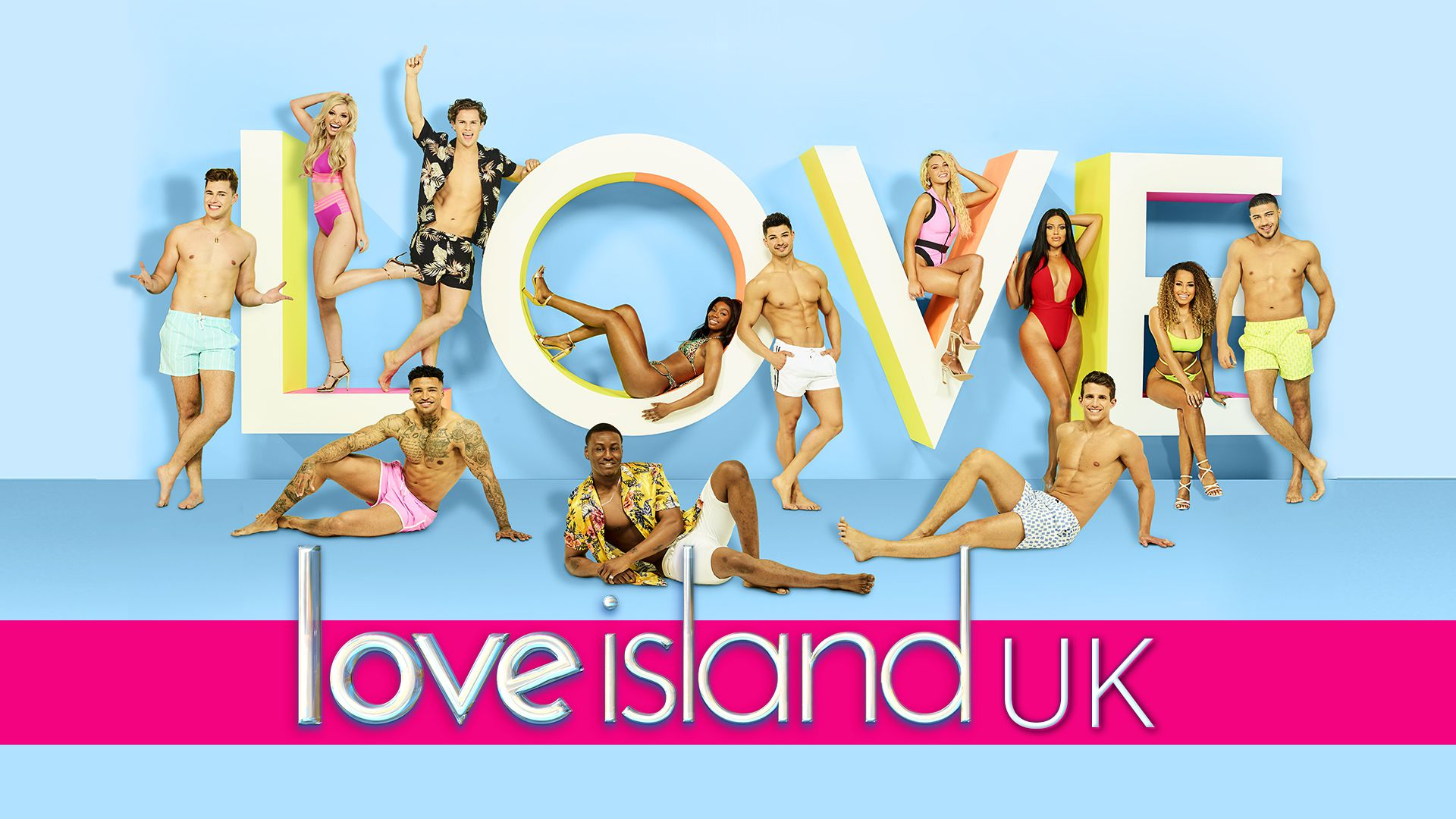 Watch Love Island UK Season 5, Catch Up TV