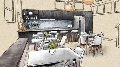 The Block 2021 Kitchen Week Tombolo Academy