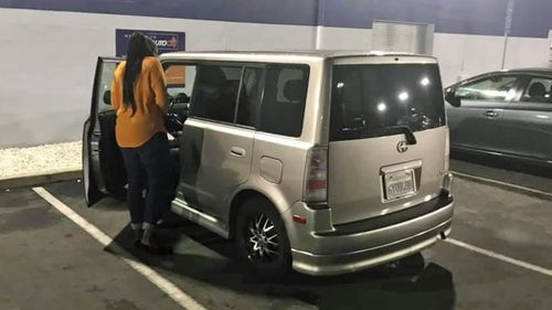 Kayla Cooper has a new car thanks to a generous stranger.