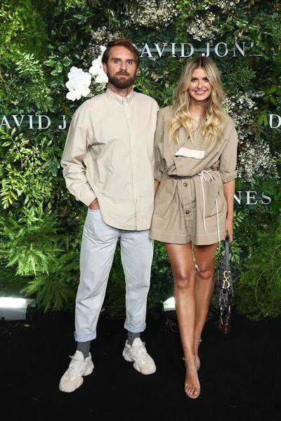 Model and fashion blogger Elle Ferguson in Basikke with boyfriendJoel Patfull