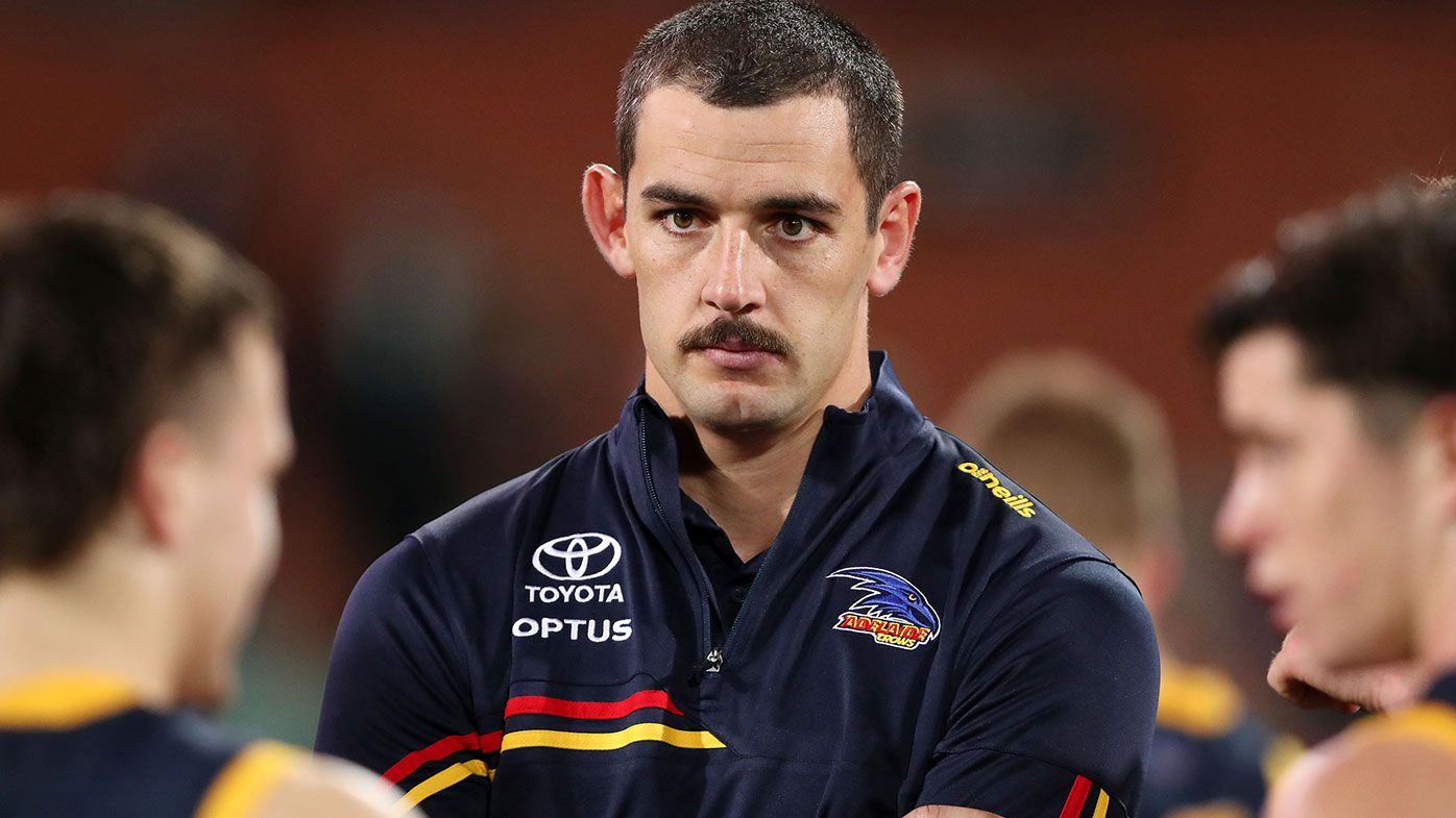 Adelaide Crows star Taylor Walker left out of Showdown amid allegations of racism