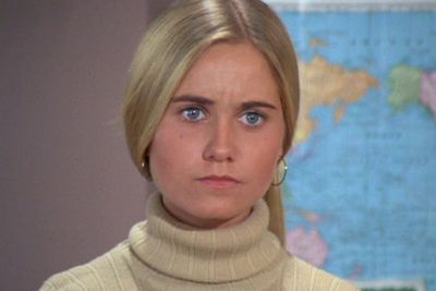 Maureen was 18 when <i>The Brady Bunch</i> was cancelled in 1974.<br/><br/>Image: <i>The Brady Bunch</i> / ABC