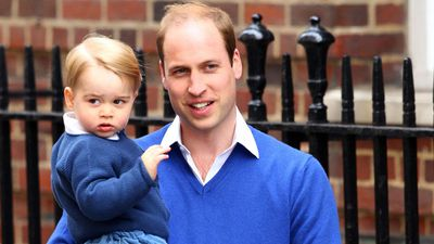All the times Prince George dressed like his dad