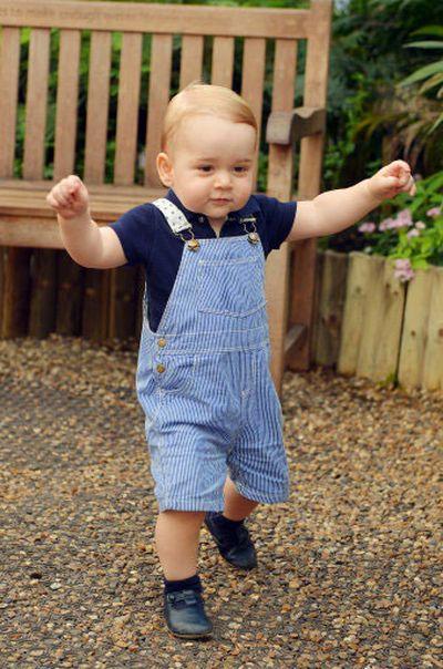 Prince George, 22 July 2013