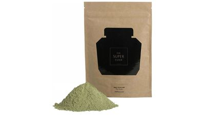 "<a href=""http://shop.davidjones.com.au/djs/en/davidjones/re-sealable-pouch-300g"" target=""_blank"">The Super Elixir Re-Sealable Pouch, $85, Elle Macpherson</a>"