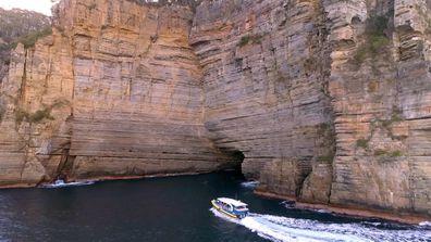 Tasmanian coastline on Travel Guides, 2021.