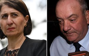 Gladys Berejiklian says Daryl Maguire 'wasn't my boyfriend' and plays down friendship