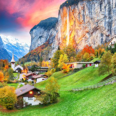 13. Lauterbrunnen, Switzerland