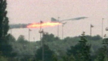 The Concorde disaster