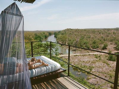 Singita Lebombo, Kruger National Park, South Africa