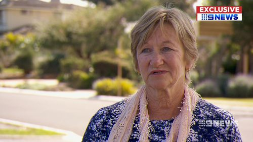 A Perth grandmother has been targeted in a drug fuelled road rage attack.